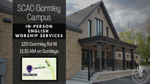 Gormley EM Worship Services